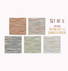 Seamless pattern melange dye marl texture blend vector