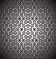 circular seamless repeat vector image
