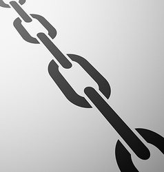 industrial chain Stock vector image