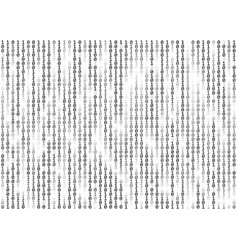 Binary code background data technology decryption vector