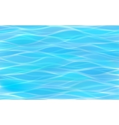 Beautiful blue background vector image vector image