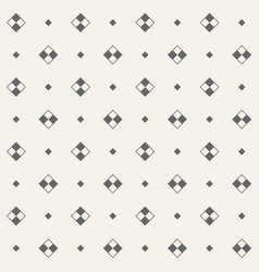 Abstract geometric simple pattern of vector