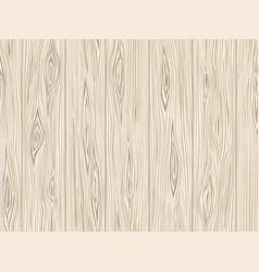 Beautiful light wood texture vector