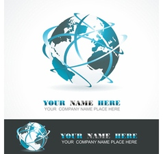 Sphere 3d design symbol vector
