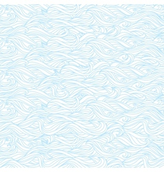 Seamless Abstract Light Blue White Color vector image vector image