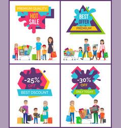 best discount -25 off sale vector image vector image