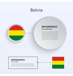 Bolivia Country Set of Banners vector