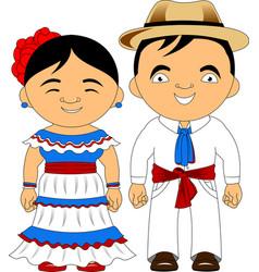 dominican republic vector image