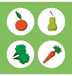 Home food design vector