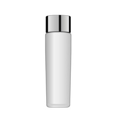 realistic cosmetic bottle can sprayer container vector image