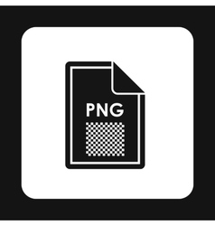 File png icon simple style vector