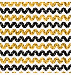 1960s style dot stripes seamless pattern vector