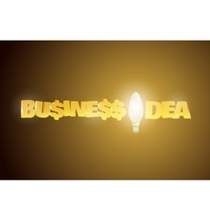 Business ideas solutions creativity concept vector image