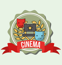 Film movie cinema vector