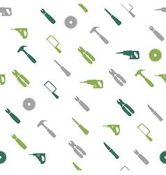 Home repair seamless pattern vector image