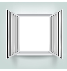 Open window vector