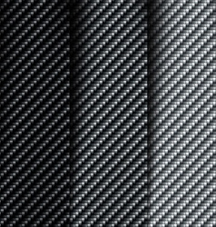 The texture of carbon fiber vector image