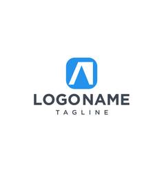 A application logo vector