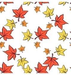 LeavesPattern14 vector image