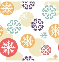 Christmas background with watercolor stripes and vector image