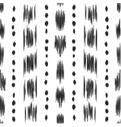 ikat seamless pattern wallpaper background vector image vector image