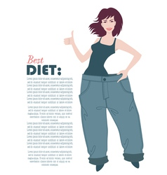 Best diet vector