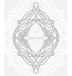Decorative frame and border vector