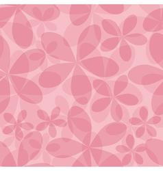 flower art pattern vector image