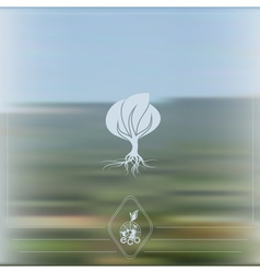 Environmental theme vector image vector image