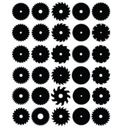circular vector image vector image