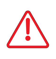 alert icon stock vector image