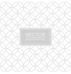 creative seamless ornamental pattern - delicate vector image