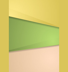 modern abstract minimal corporate background vector image