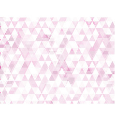 Triangles background abstract vector