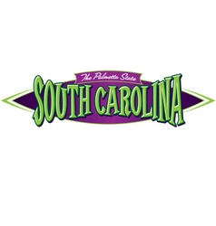 South Carolina The Palmetto State vector image vector image