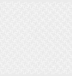 Abstract seamless pattern of smooth geometric vector