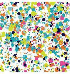 Ink splats wallpaper vector