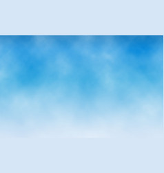 sky background white clouds in blue sky vector image