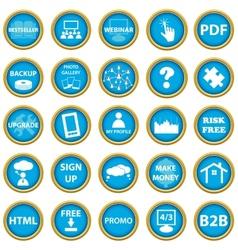 Big web icon set vector
