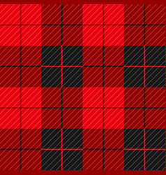 Buffalo plaid seamless pattern vector