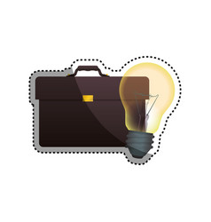 business ideas concept vector image