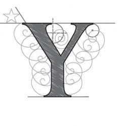 y vector image