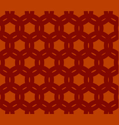 seamless brown background vector image vector image