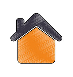 home real state vector image