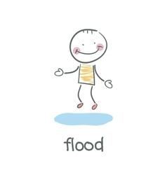 Flood vector