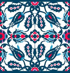 arabesque vintage decor ornate seamless for vector image vector image