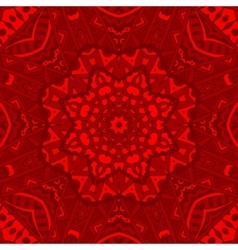 winter red christmas background for greeting card vector image vector image