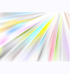 Pastel colors abstract beams colorful art vector