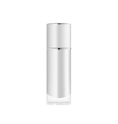 Realistic cosmetic bottle can sprayer container vector