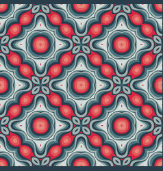 Abstract background seamless pattern carpet vector